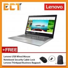 """Lenovo Ideapad 320-15ABR 80XS00DLMJ Laptop (A12-9720, 4GB, 1TB, M530 2GB, 15.6"""" FHD, W10) - Grey"""