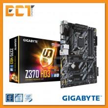 Gigabyte Z370 HD3 Optane Memory Ready CrossFire ATX Motherboard (LGA 1151)