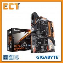 Gigabyte H370 AORUS GAMING 3 Optane Memory Ready CrossFire RGB ATX Motherboard (LGA 1151)