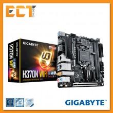 Gigabyte H370N WIFI Optane Memory Ready Mini-ITX Motherboard (LGA 1151)