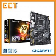 Gigabyte H370 HD3 Optane Memory Ready CrossFire ATX Motherboard (LGA 1151)