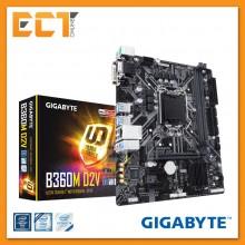 Gigabyte B360M D2V Optane Memory Ready M-ATX Motherboard (LGA 1151)