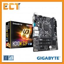 Gigabyte H310M S2P VR Ready M-ATX Motherboard (LGA 1151)