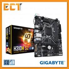 Gigabyte H310M S2 VR Ready M-ATX Motherboard (LGA 1151)