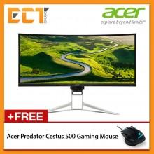 "Acer XR382CQK Curve 37.5"" WQHD (3840x1600) 1MS 75Hz FreeSync LED Gaming Monitor (HDMI / DP / USB Hub / Speaker)"