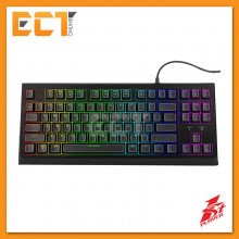 1STPLAYER Black Sir II K7 Lite RGB Mechanical Gaming Keyboard (Wired)