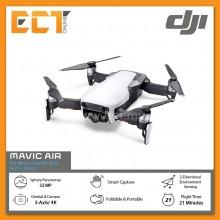 DJI Mavic Air Drone Fly More Combo (EU) - Arctic White/ Onyx Black
