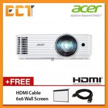 Acer S1 S1286H XGA (1024x768) 3500 Lumens Short Throw Projector