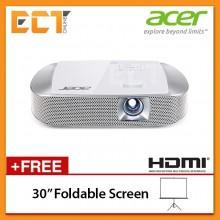 Acer K137i WXGA (1280x800) 700 Lumens Portable LED Projector