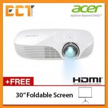 Acer K138STi WXGA (1280x800) 800 Lumens Portable LED Projector