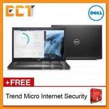 "Dell Latitude 7480 Business Class Notebook (i5-6200U 2.80Ghz,512GB SSD,16GB,14""FHD,W10Pro)"