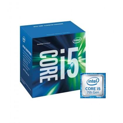 (2018 Latest) Hexton S2 Exclusive Forge Office Desktop PC (i5-7400,120GB SSD+1TB,8GB,W10P)