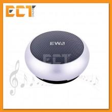 EWA A110 Portable Wireless Bluetooth Mini Speaker - Silver