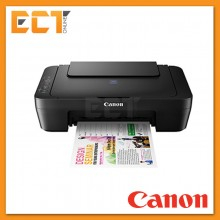 Canon PIXMA E410 A4 Ink Efficient Inkjet AIO Printer