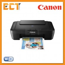 Canon PIXMA E470 A4 Ink Efficient Inkjet AIO Printer
