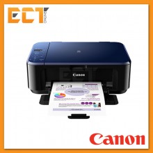 Canon PIXMA E510 A4 Ink Efficient Inkjet AIO Printer