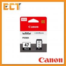 Canon PG-47 Ink Efficient Printer Series Black FINE Cartridge