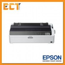 (Pre-Order) Epson FX-2190IIN 9-Pin SIDM 612CPS Dot Matrix Impact Printer