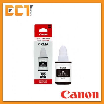 Canon Refill GI-790 BK Ink Efficient Printer Series Black Ink Bottle