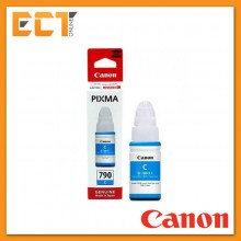 Canon Refill GI-790 C Ink Efficient Printer Series Cyan Ink Bottle