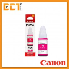 Canon Refill GI-790 M Ink Efficient Printer Series Magenta Ink Bottle
