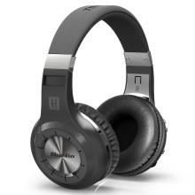 Bluedio Hurricane H-Turbine Bluetooth 4.1 Wireless Stereo Headphones Headset (Black)