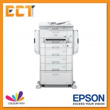 (Pre-Order) Epson Business WorkForce WF-6091 WiFi Direct Inkjet Printer