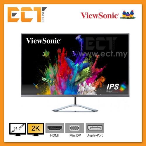 Viewsonic Vx3276 2k Mhd 32 Quot 2k Wqhd 4ms Ips Led Monitor