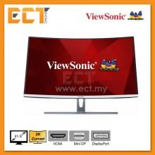 """ViewSonic VX3217-2KC-MHD 31.5"""" 2K WQHD 5MS VA LED Curved Monitor"""