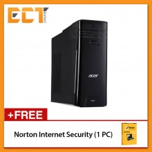 Acer Aspire TC TC780-7400W10 Desktop PC (i5-7400 3.50GHz,1TB,4GB,W10)