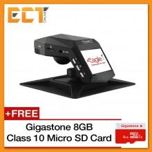 "Eagle I EG-2 Car CVR Elegant and Portable Full HD Car Video Recorder with 2.0"" LCD Screen"