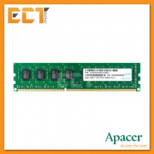 Apacer 4GB DDR3 1600MHZ (PC3-12800) Low Voltage Desktop PC Memory RAM