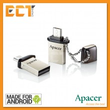 Apacer AH175 16GB USB 2.0/MicroUSB OTG Dual Flash Drive