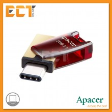 Apacer AH180 64GB USB 3.1/Type-C OTG Dual Flash Drive