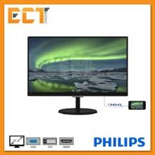 """Philips 227E7QDSB 21.5"""" Full HD 5MS AH-IPS LED Monitor"""
