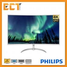 "Philips BDM4037UW 40"" 4K HD 4MS VA LED Curved Monitor"