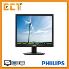 "Philips 17S4LSB 17"" HD 5MS LED Square Monitor"