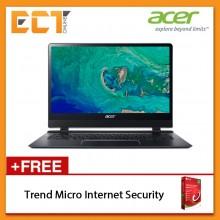"Acer Swift 7 SF714-51T-M6UJ Laptop (i7-7Y75 3.60GHz,256GB,8GB,14"" FHD TCH,W10)"