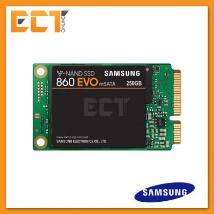 Samsung Evo 860 250GB mSATA Solid State Drive SSD (MZ-M6E250BW)