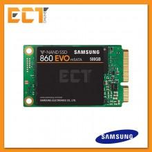 Samsung Evo 860 500GB mSATA Solid State Drive SSD (MZ-M6E500BW)