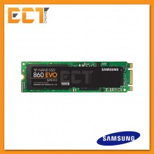 Samsung Evo 860 500GB M.2 Solid State Drive SSD (MZ-N6E500BW)
