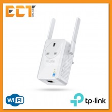 TP-Link TL-WA860RE 300Mbps Wi-Fi Range Extender Wireless Repeater/ Booster with AC Passthrough