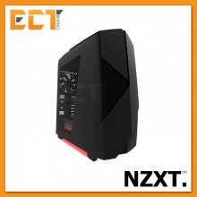 NZXT Noctis 450 ATX Mid Tower with Ventilation Panels Case / Chassis - Black/White