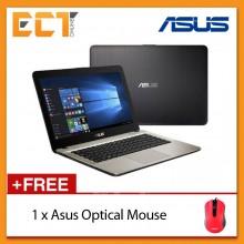 "Asus VivoBook X441M-AGA041 14"" Laptop (N4000,500GB,4GB,W10)"