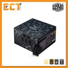 Cooler Master MasterWatt 750 TUF Gaming Edition Semi-Fanless Modular 80 Plus Bronze Power Supply