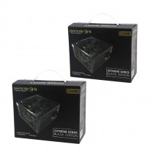 2 x Imperion Gaming ATX-550W Extreme Series Black Edition Power Supply