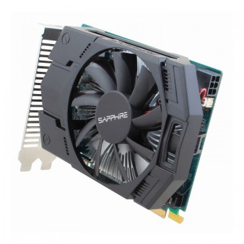 Sapphire Radeon R7 250 1GB GDDR5 Eyefinity Edition Graphic Card (with 1 HDMI, 1 DVI-D, 1 Display Port Output)