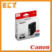 Canon Pigment Ink Tank PGI-2700PBK Printer Ink Cartridge - Black