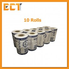 Premium Japan Quality Thermal Receipt Paper Roll (80mm x 60mm) for POS Printer (10 Rolls)