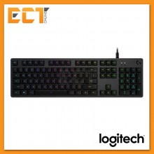 Logitech G512 Carbon LIGHTSYNC RGB Mechanical Gaming Keyboard - Tactile